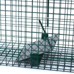 Boite à fauves 1 entrée pour rats