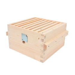 Corps de ruche warré montage à tenons