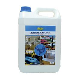 Vinaigre blanc entretien et nettoyage 5 L