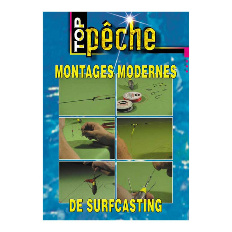DVD : Montages modernes de surfcasting