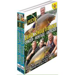 Lot de 2 DVD : Carpe longue distance