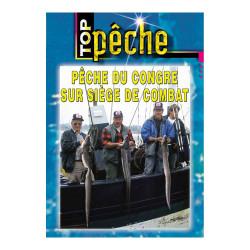 DVD : Pêche du congre sur siège de combat