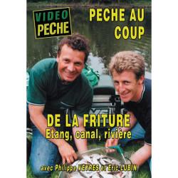 DVD : Pêche au coup de la friture