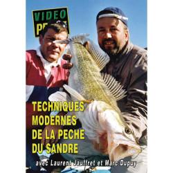 DVD : Techn. modernes de pêche du sandre