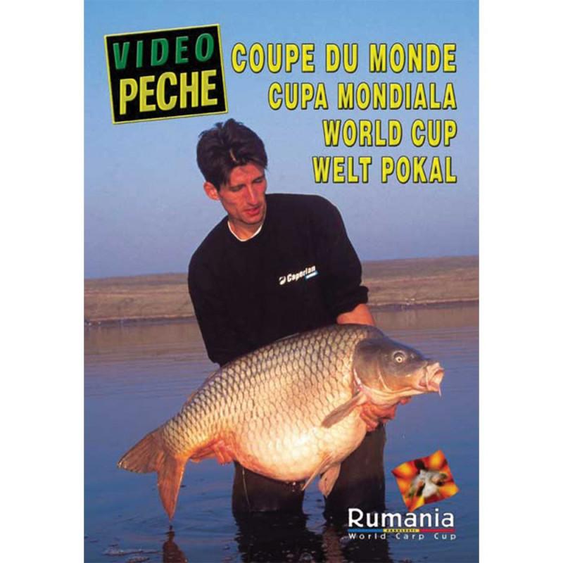 DVD : Coupe du monde en Roumanie