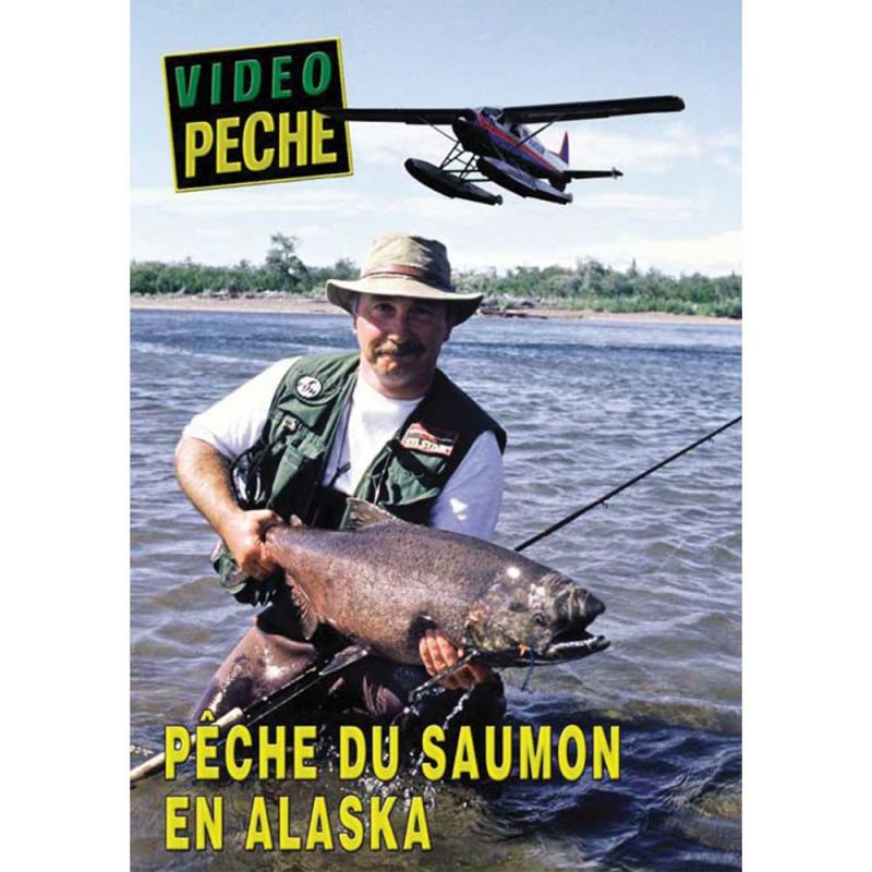 DVD : Pêche au saumon en Alaska