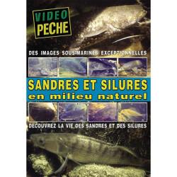 DVD : Sandres & silures en mileu naturel