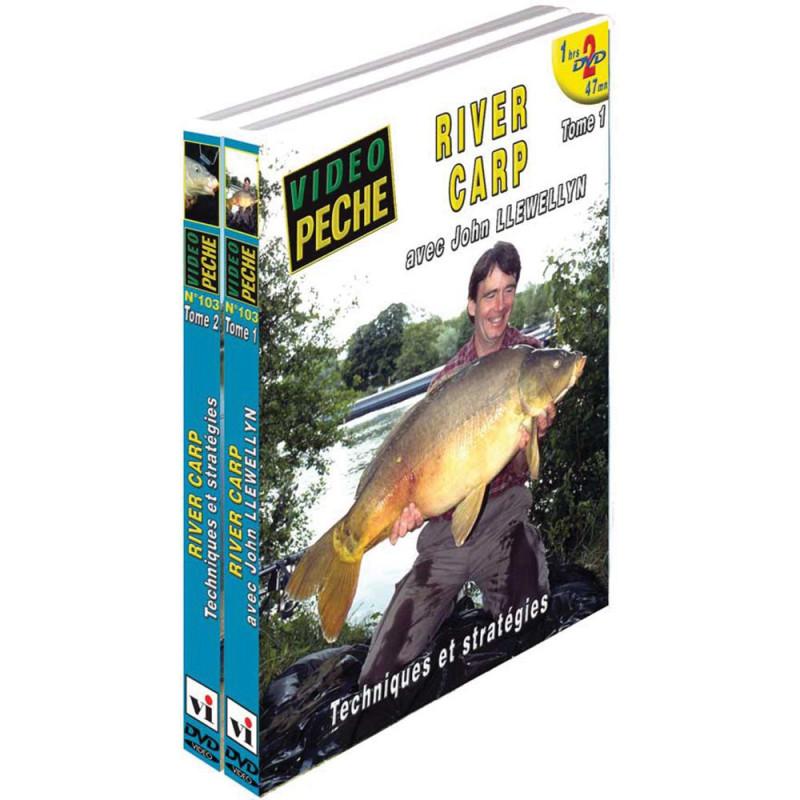 Lot de 2 DVD : River carp