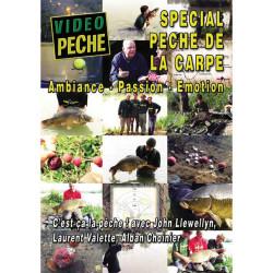 DVD : Spécial pêche de la carpe