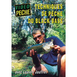 DVD : Techniques de pêche du black bass