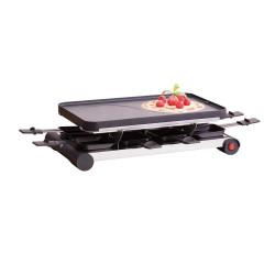 Raclette+ Grill + crêpière