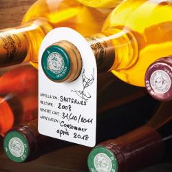 Etiquettes Vin x 24