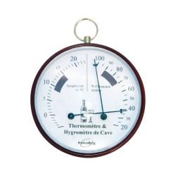Thermomètre - Hygromètre de Cave