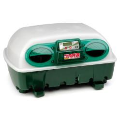 Couveuse semi automatique 24 oeufs poules-River Systems Egg Tech 24