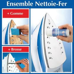 Ensemble Nettoie Fer